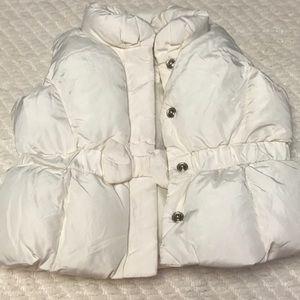 Baby Gap bubble vest 0-6 months